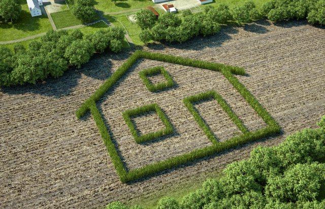 Terrains du constructeur HABITAT CONCEPT • 495 m² • HESDIGNEUL LES BOULOGNE
