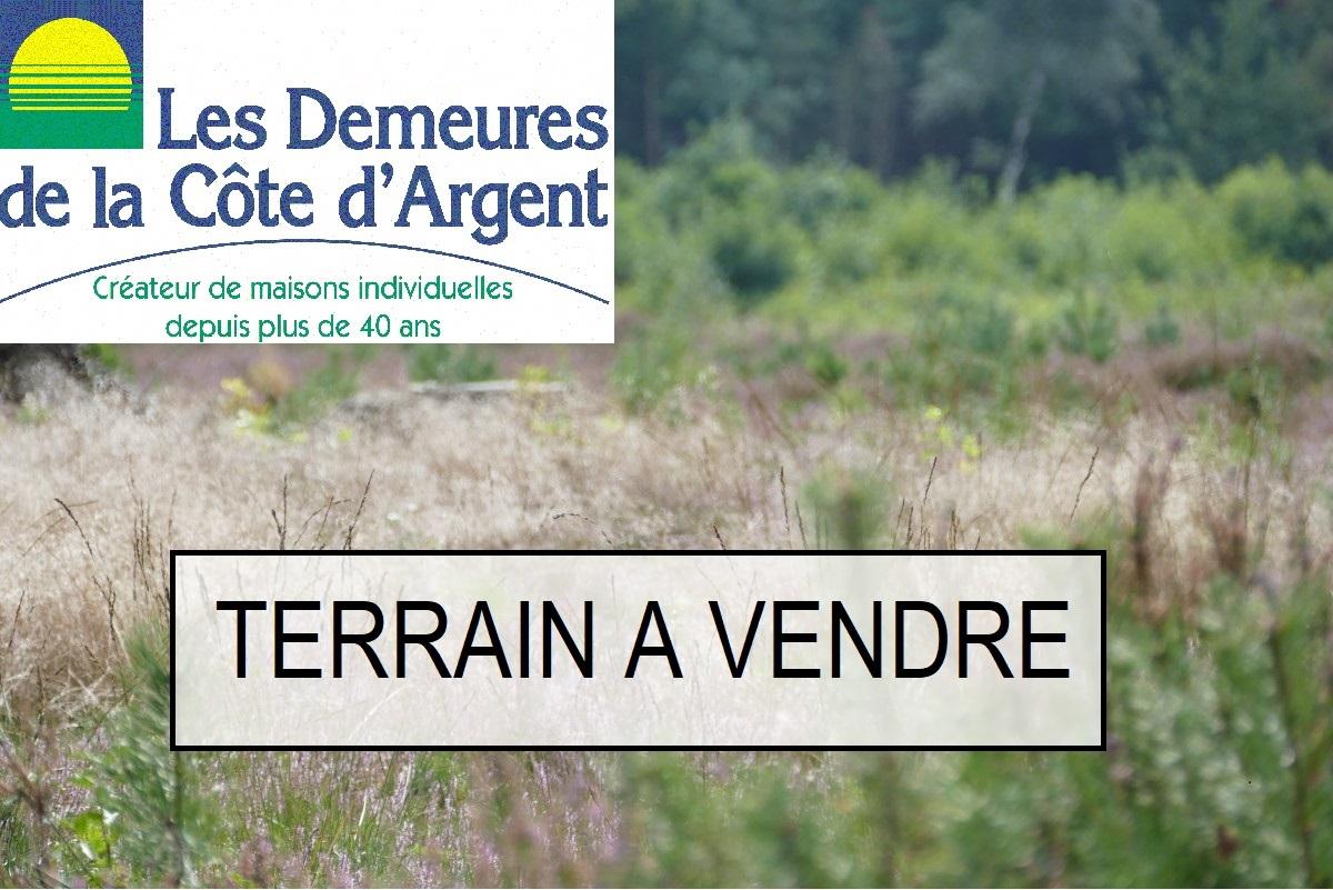 Terrains du constructeur LES DEMEURES DE LA COTE D'ARGENT • 433 m² • PARENTIS EN BORN