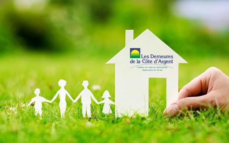 Terrains du constructeur LES DEMEURES DE LA COTE D'ARGENT • 419 m² • PARENTIS EN BORN