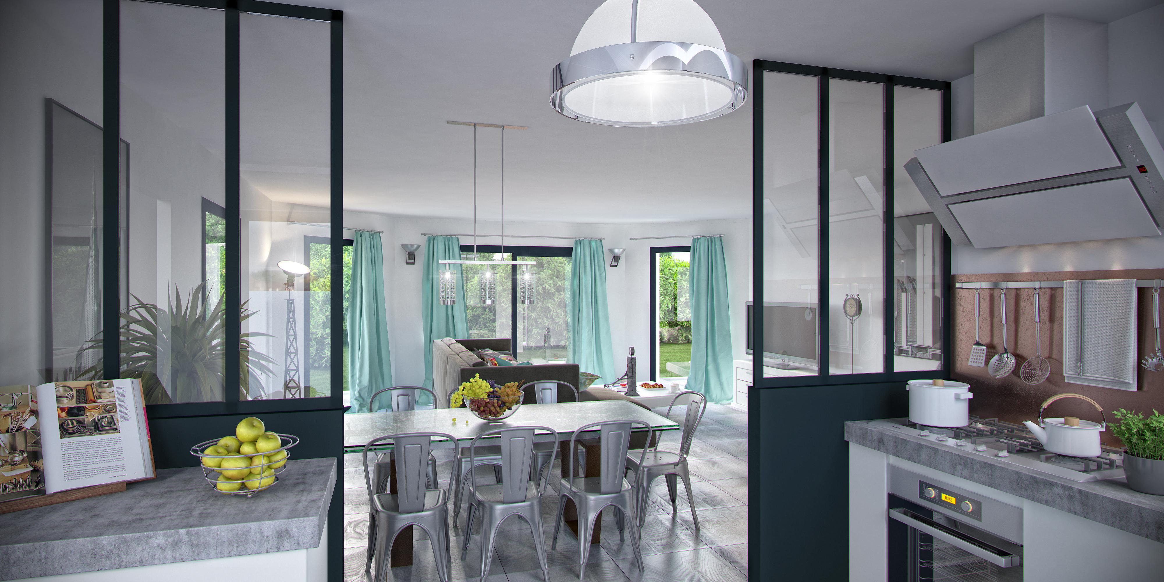 Maisons + Terrains du constructeur LES DEMEURES DE LA COTE D'ARGENT • 65 m² • PARENTIS EN BORN