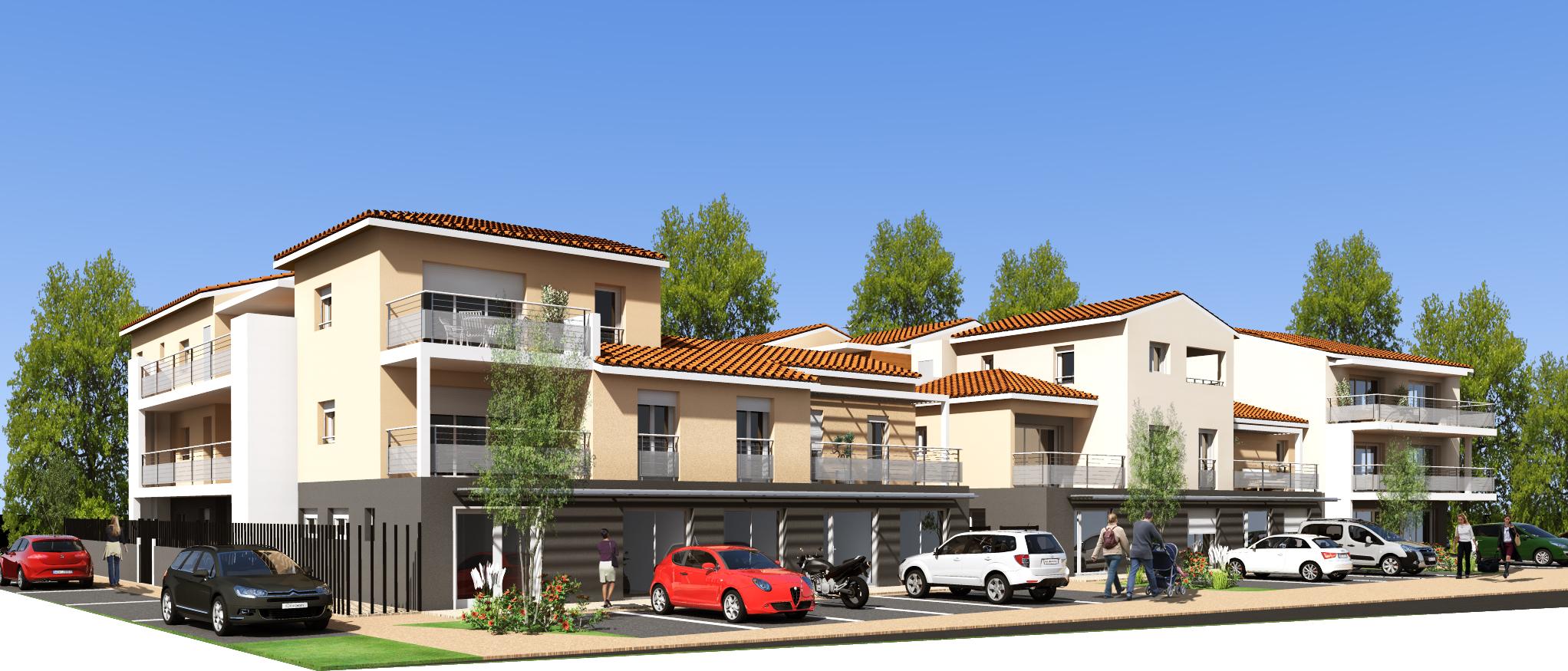 Maisons du constructeur MAISON DU DAUPHINE • 203 m² • CLEON D'ANDRAN