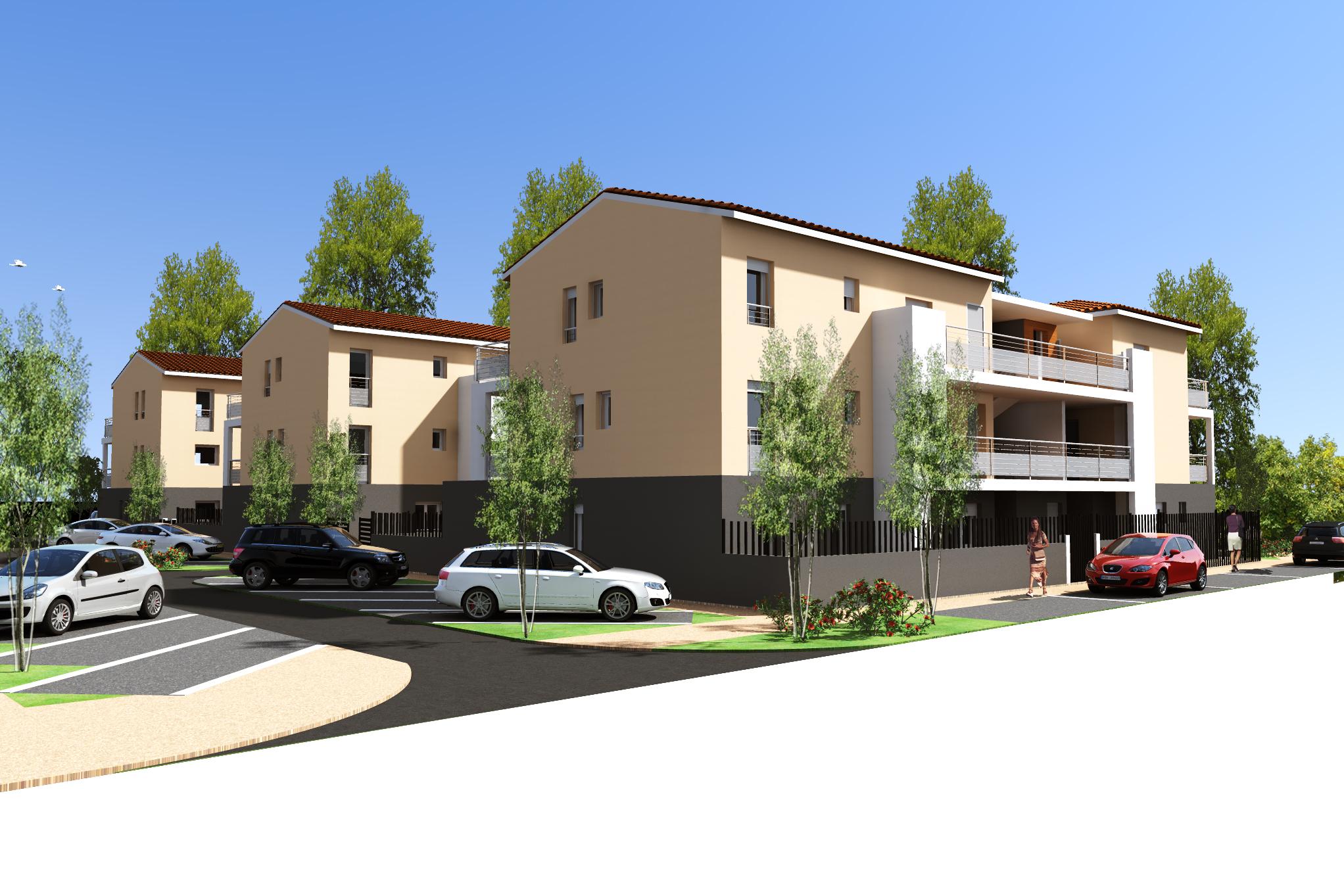 Maisons du constructeur MAISON DU DAUPHINE • 48 m² • CLEON D'ANDRAN