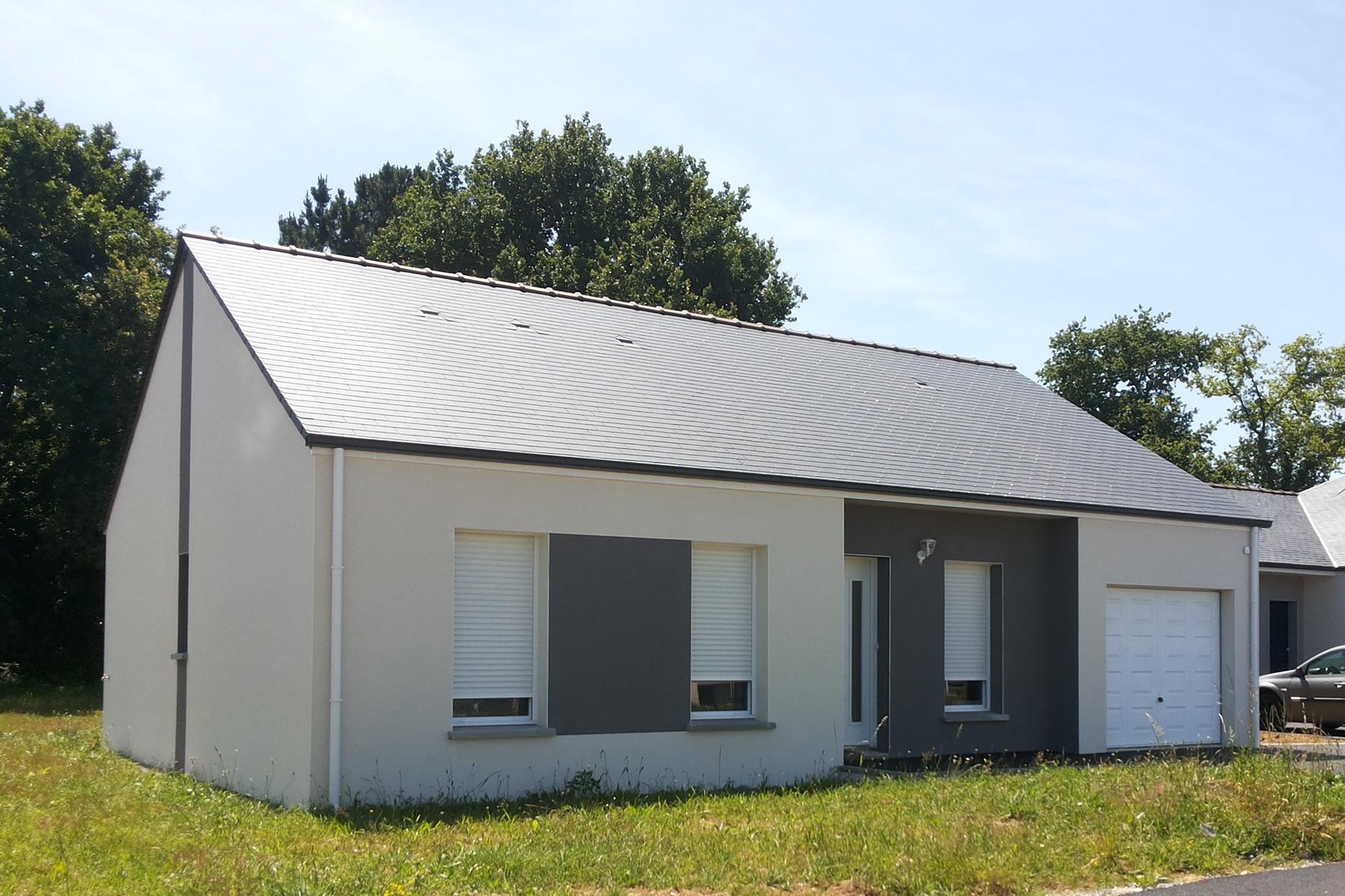 Maisons + Terrains du constructeur MAISON CASTOR • 90 m² • CONCHES EN OUCHE