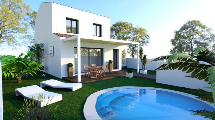 Maisons du constructeur 2A VILLAS • 90 m² • GRABELS