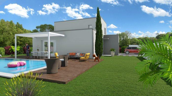 Maisons du constructeur 2A Groupe • 84 m² • LIGNAN SUR ORB