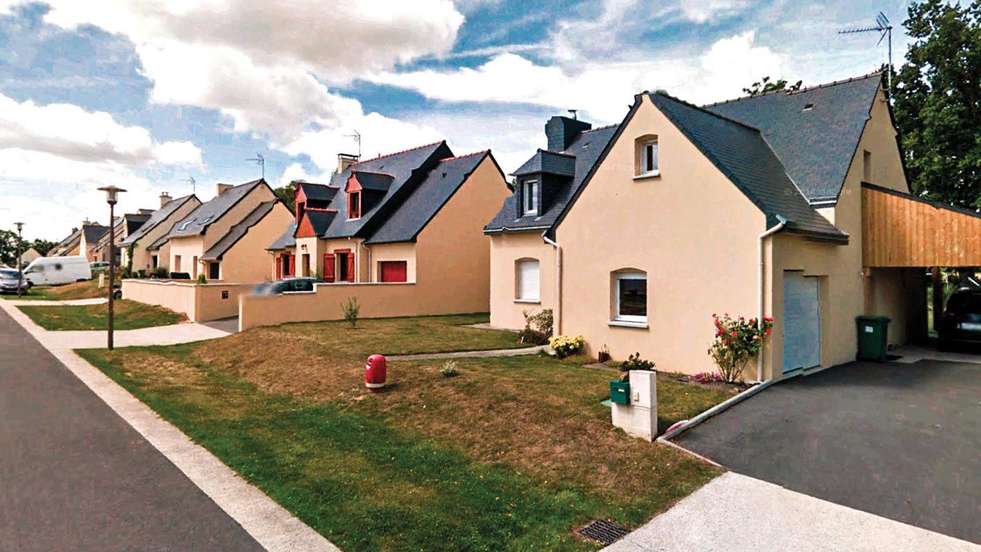 Terrains du constructeur CM - CIC AMENAGEMENT FONCIER RENNES • 666 m² • SAINT SAMSON SUR RANCE