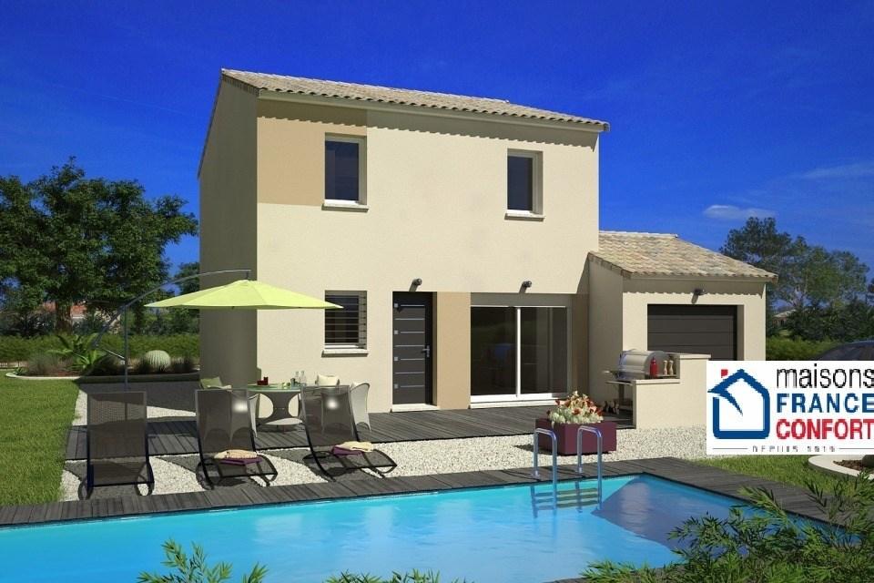 Terrains du constructeur MAISONS FRANCE CONFORT • 407 m² • SAINT CHAMAS