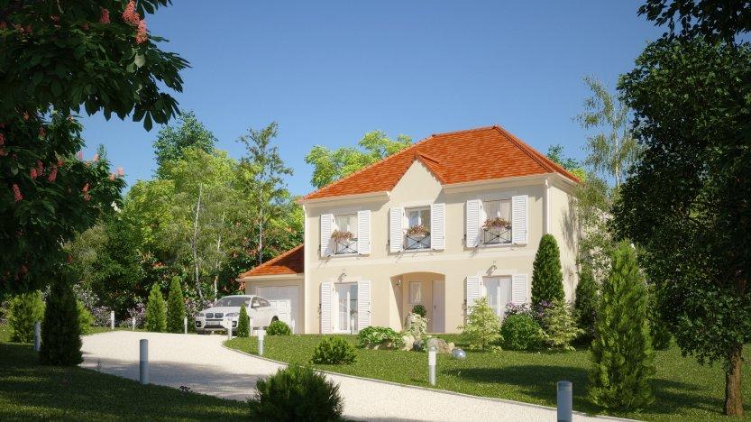 Maisons du constructeur HABITAT PAR COEUR • 152 m² • MEAUX
