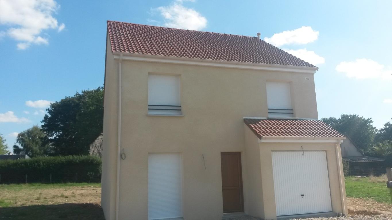 Maisons du constructeur HABITAT PAR COEUR • 96 m² • SAINT PATHUS