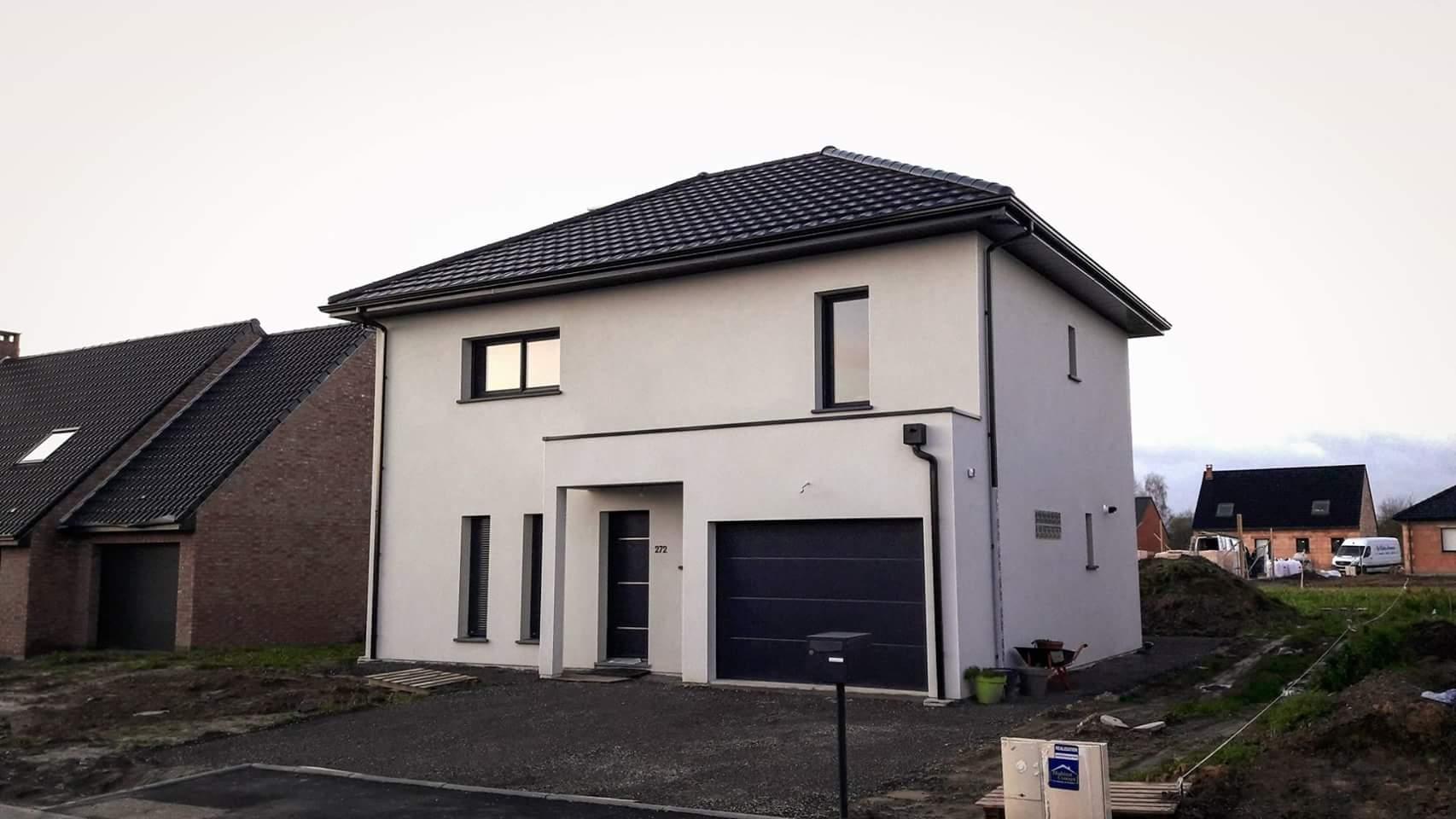 Maisons + Terrains du constructeur LES MAISONS.COM AULNAY SOUS BOIS • 105 m² • LONGPERRIER