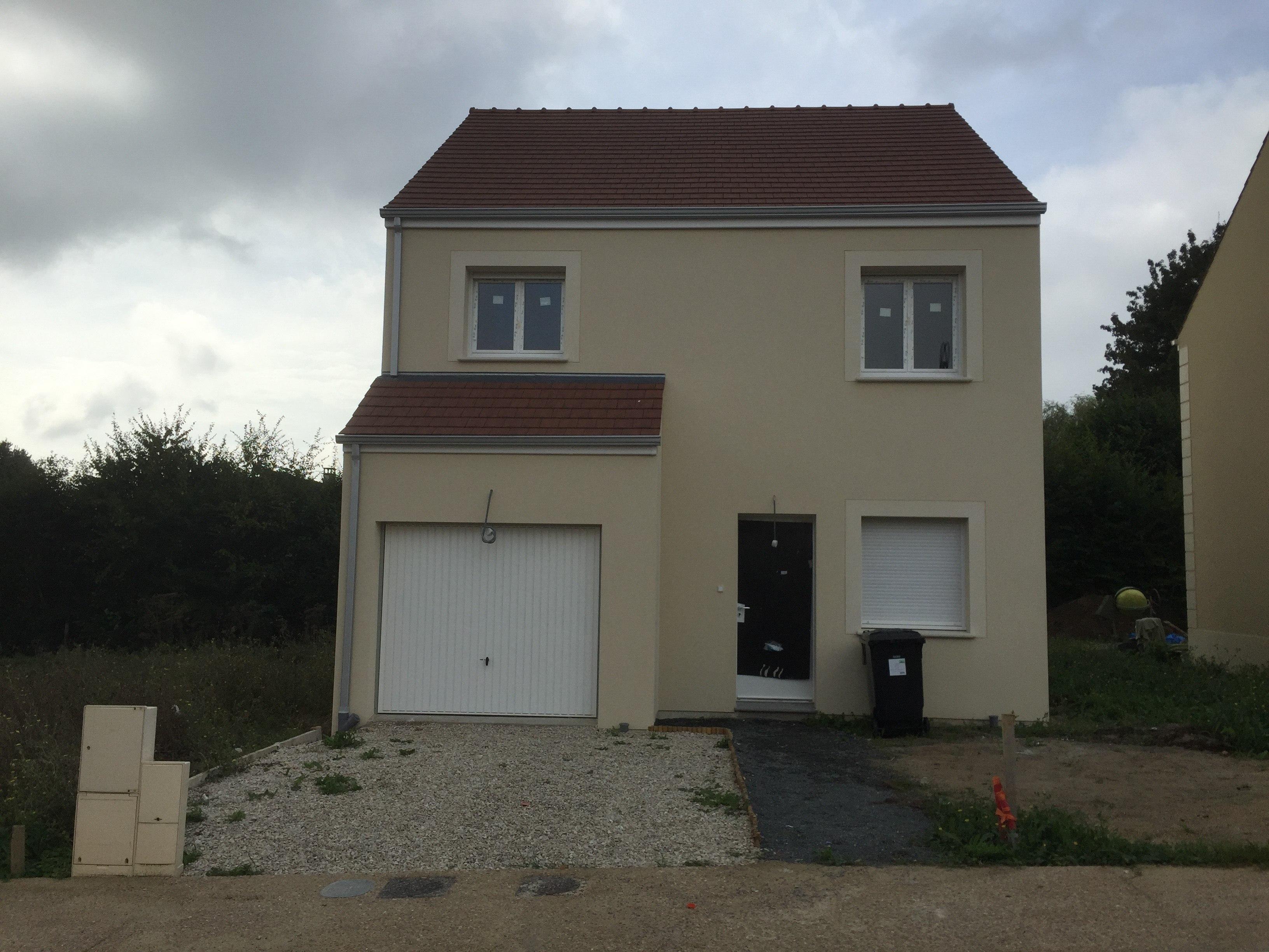 Maisons + Terrains du constructeur LES MAISONS.COM AULNAY SOUS BOIS • 86 m² • VAUJOURS