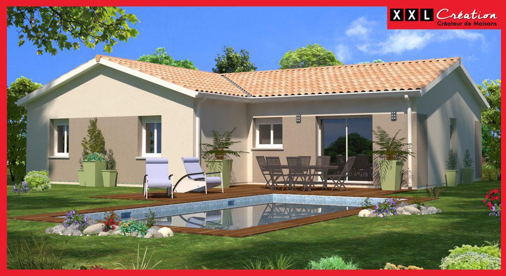 Maisons + Terrains du constructeur XXL CREATION • 130 m² • PERPIGNAN