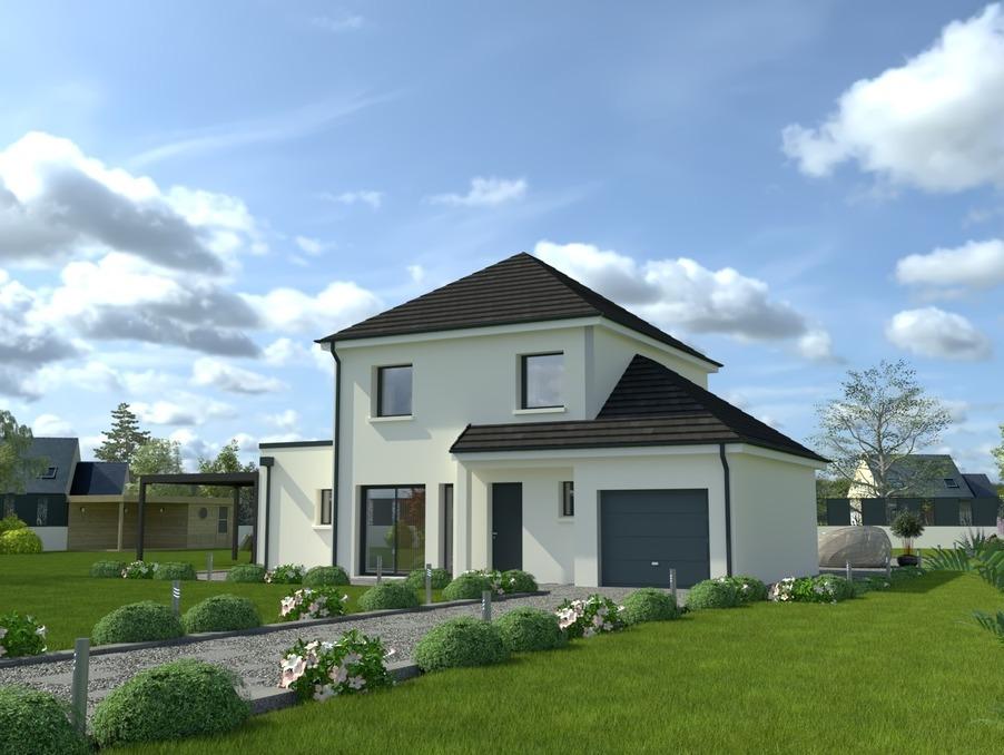 Maisons du constructeur Maisons i Beauvais • 120 m² • LA RUE SAINT PIERRE