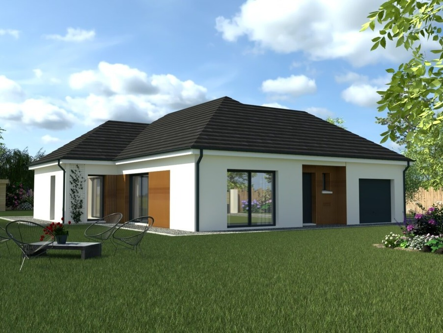 Maisons du constructeur Maisons i Beauvais • 100 m² • LA RUE SAINT PIERRE