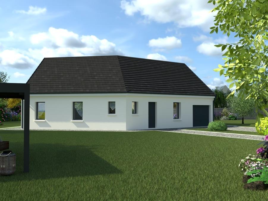 Maisons du constructeur Maisons i Beauvais • 90 m² • LA RUE SAINT PIERRE