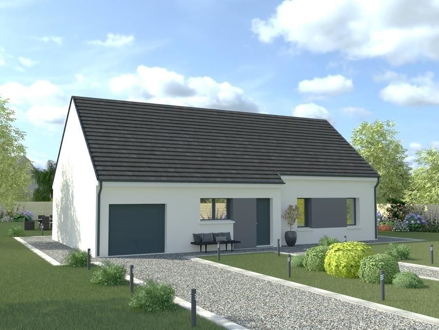 Maisons du constructeur Maisons i Beauvais • 80 m² • LA RUE SAINT PIERRE