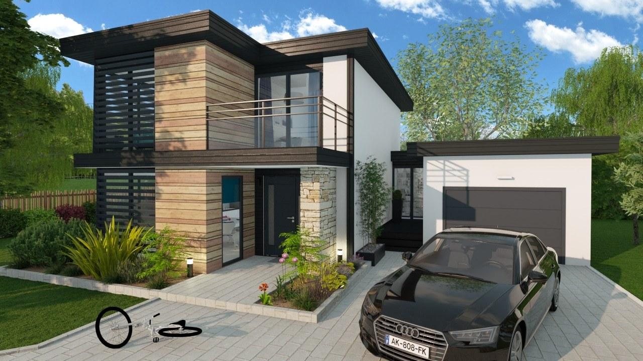Maisons + Terrains du constructeur LE PAVILLON FRANCAIS • 140 m² • HOUILLES