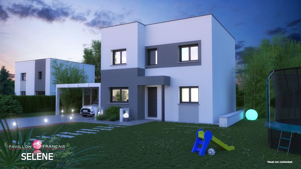 Terrains du constructeur LE PAVILLON FRANCAIS •  m² • ECQUEVILLY