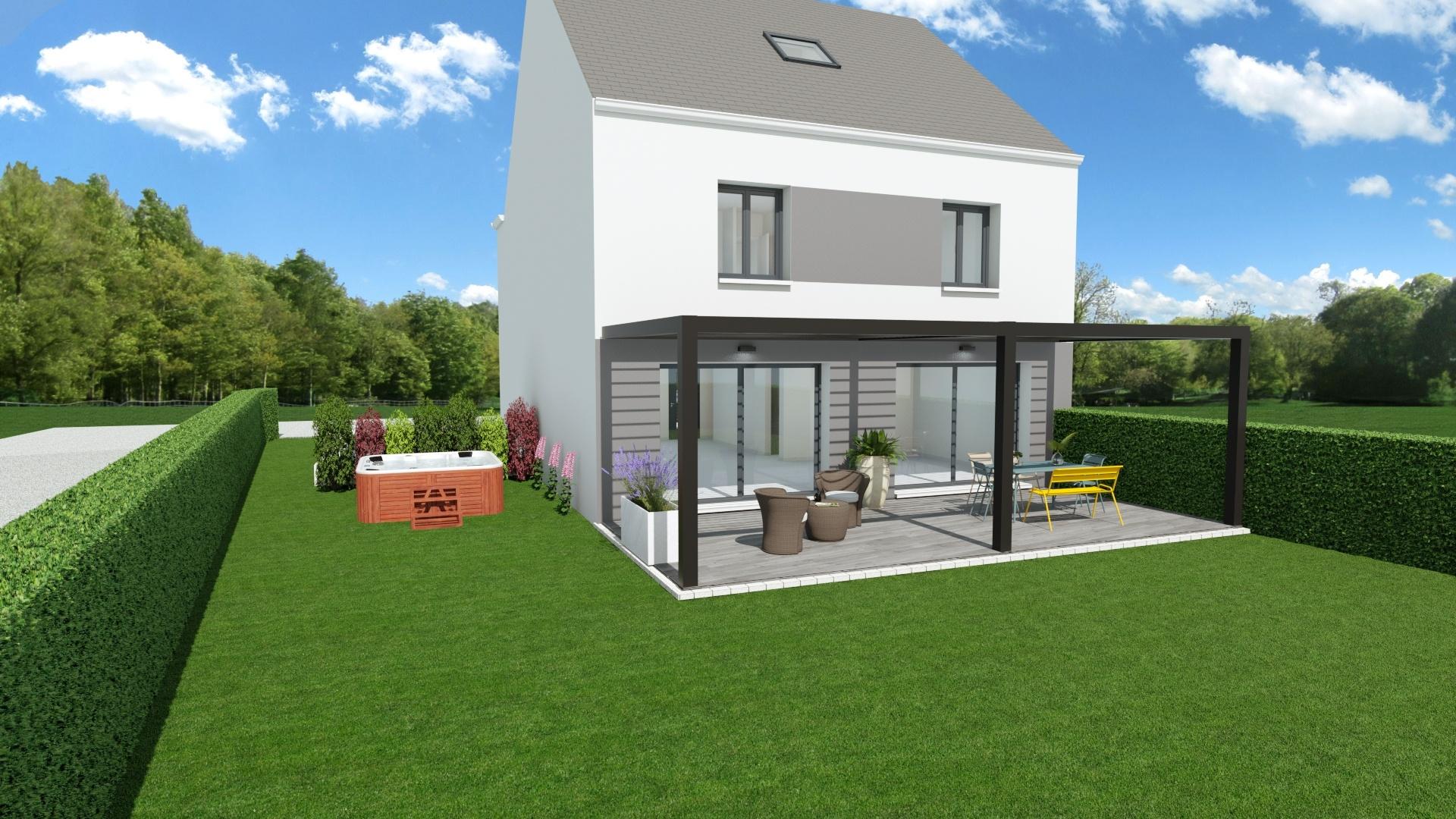 Maisons + Terrains du constructeur LE PAVILLON FRANCAIS • 130 m² • ANTONY