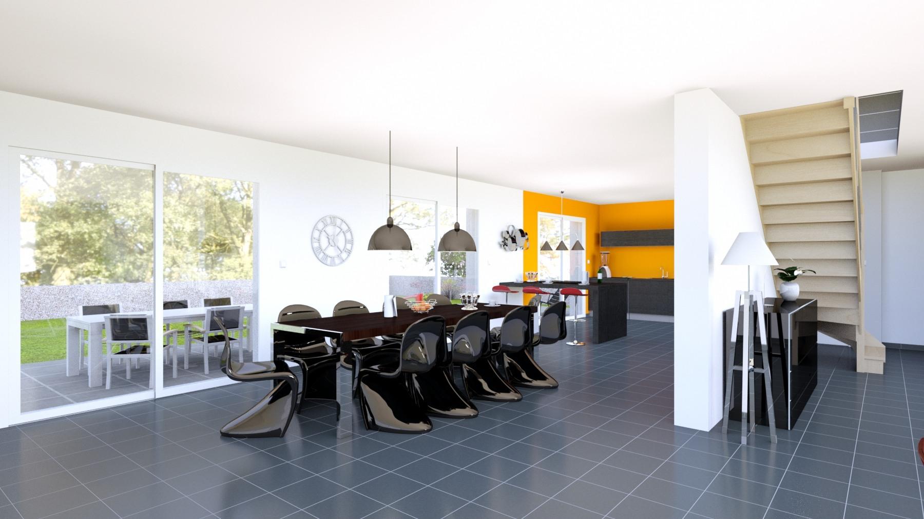 Maisons + Terrains du constructeur LE PAVILLON FRANCAIS • 160 m² • ORGEVAL