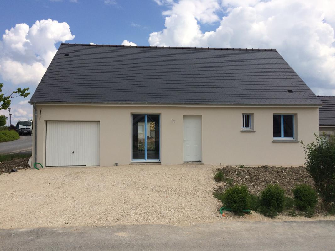 Maisons du constructeur MAISON LE MASSON TOURS • 76 m² • AZAY LE RIDEAU