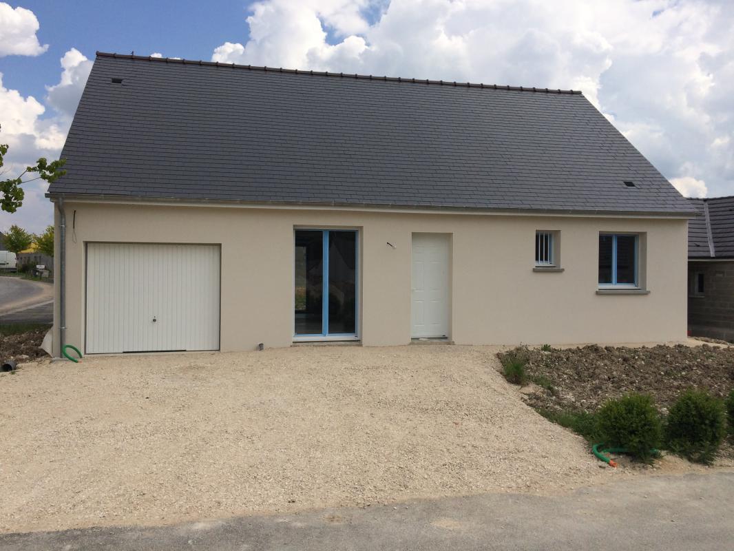 Maisons du constructeur MAISON LE MASSON TOURS • 76 m² • VERETZ