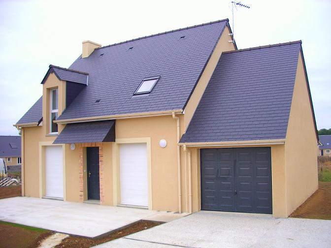 Maisons du constructeur MAISON LE MASSON TOURS • 100 m² • AZAY LE RIDEAU