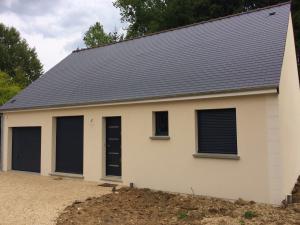 Maisons du constructeur MAISON LE MASSON TOURS • 84 m² • VILLAINES LES ROCHERS