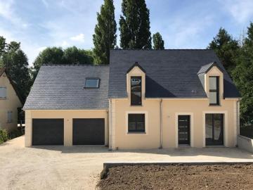 Maisons du constructeur MAISON LE MASSON TOURS • MONTS