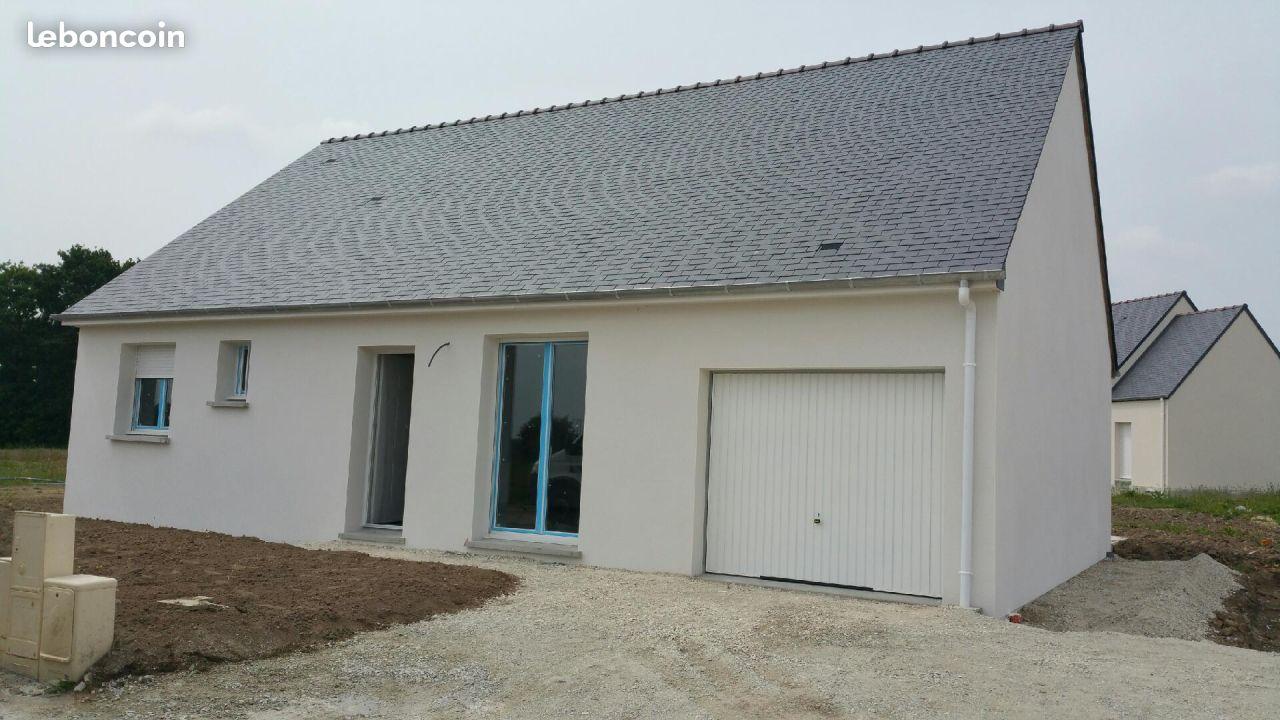 Maisons du constructeur MAISON LE MASSON TOURS • 77 m² • SORIGNY