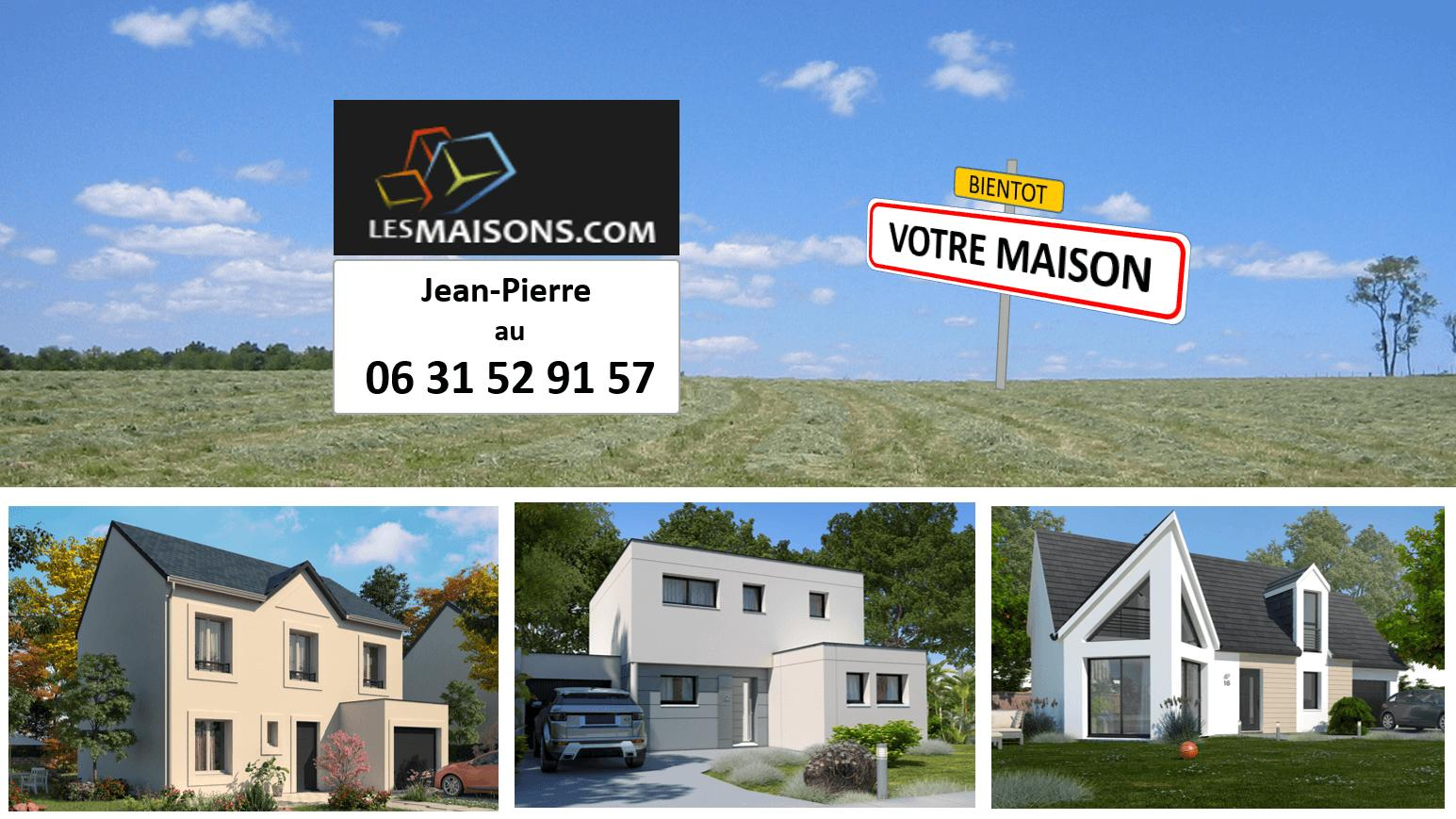 Terrains du constructeur LES MAISONS.COM LA VILLE DU BOIS • 600 m² • SAINT VRAIN