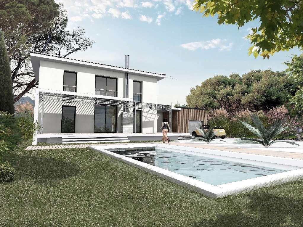 Maisons du constructeur VILLAS INDIVIDUELLES LA PROVENCALE • 103 m² • PELISSANNE