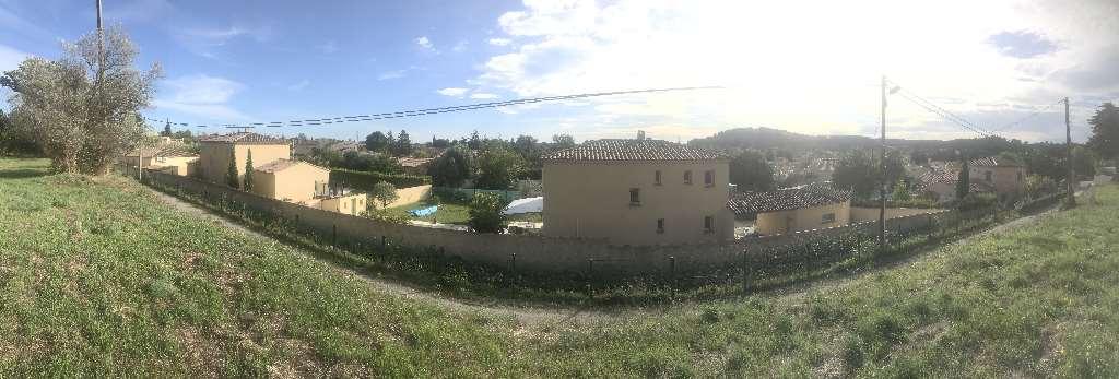 Terrains du constructeur VILLAS INDIVIDUELLES LA PROVENCALE • 414 m² • SAINT CHAMAS