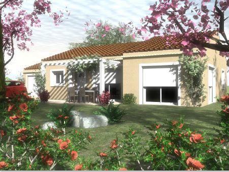 Maisons du constructeur Cotrin • 91 m² • CLEON D'ANDRAN