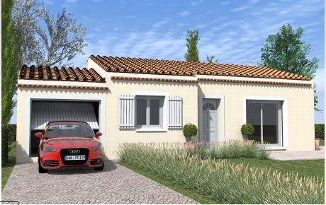 Maisons du constructeur Cotrin • 96 m² • ALLAN