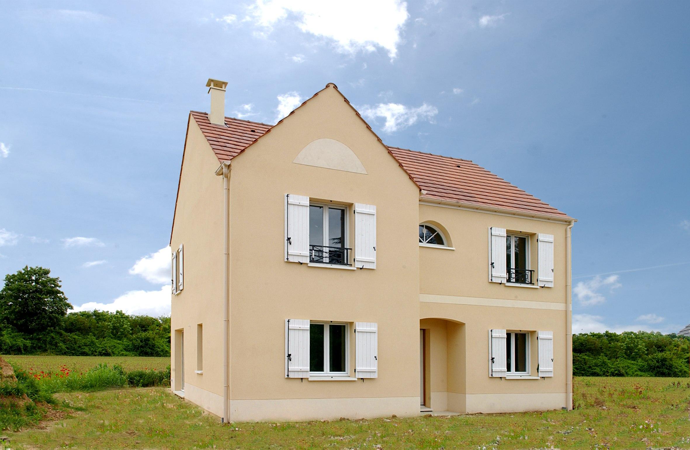 Maisons + Terrains du constructeur MAISONS SESAME • 105 m² • VILLECRESNES