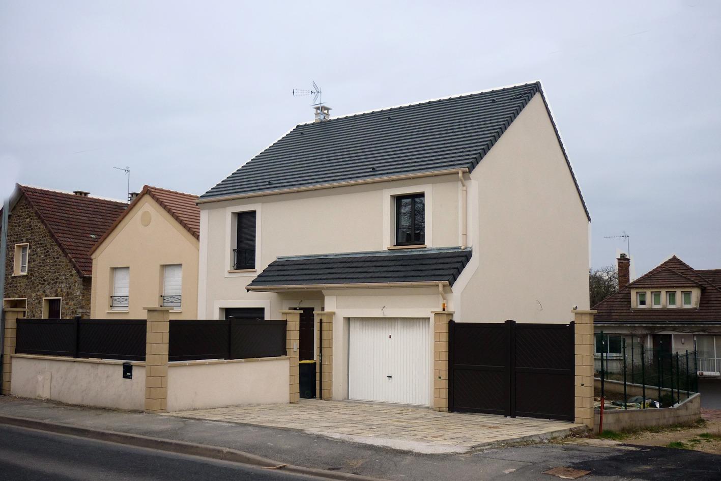 Maisons + Terrains du constructeur MAISONS SESAME • 90 m² • ORMESSON SUR MARNE