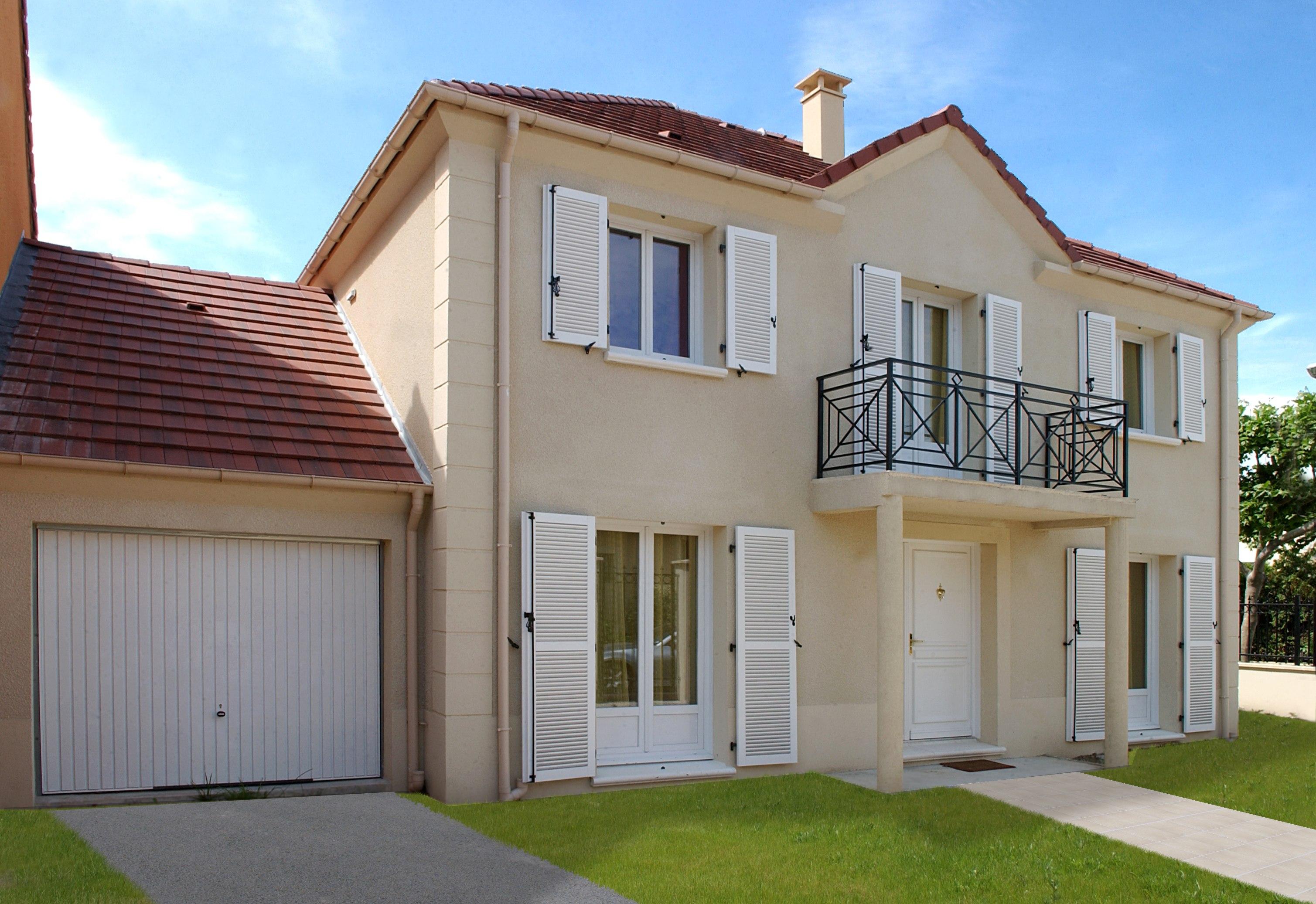 Maisons + Terrains du constructeur MAISONS SESAME • 90 m² • VILLECRESNES