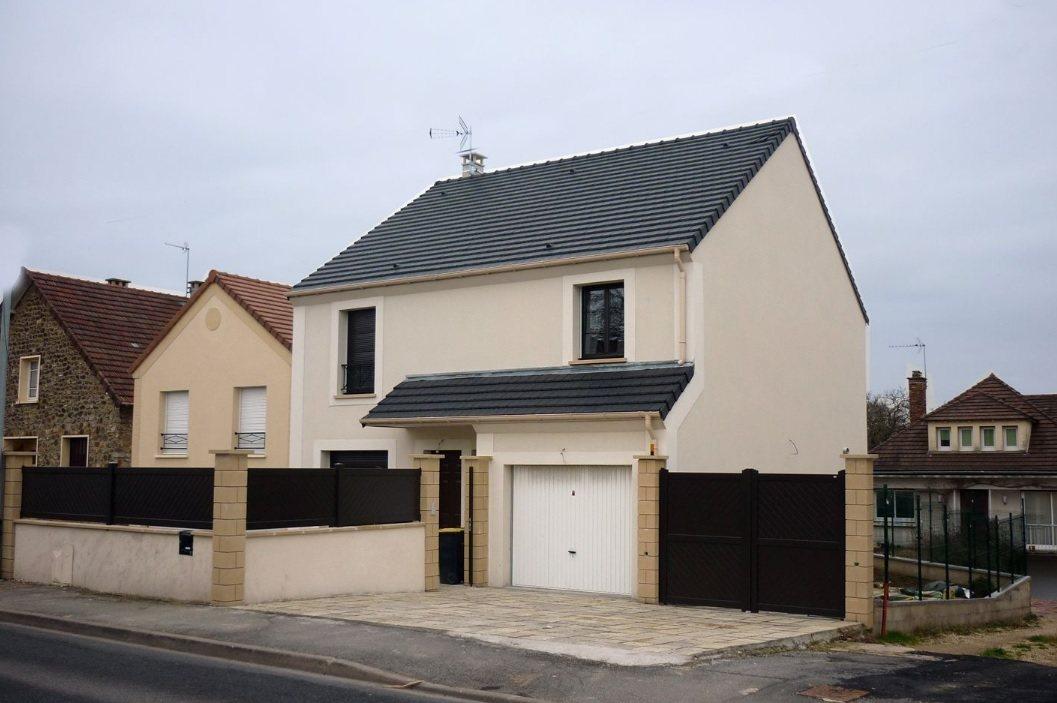 Maisons + Terrains du constructeur MAISONS SESAME • 90 m² • CHAMPIGNY SUR MARNE