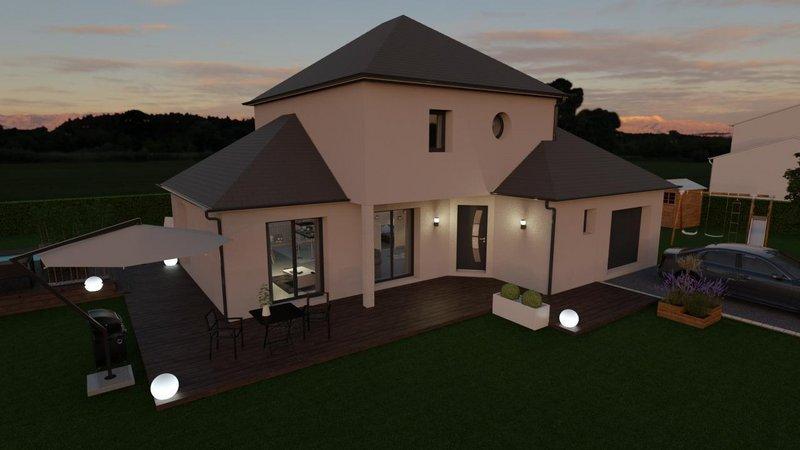 Maisons du constructeur SAS JBO • 104 m² • TACOIGNIERES