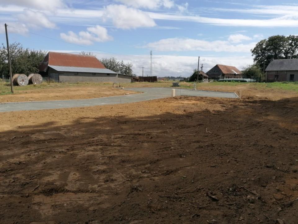 Terrains du constructeur EXTRACO • 1000 m² • BERNIERES