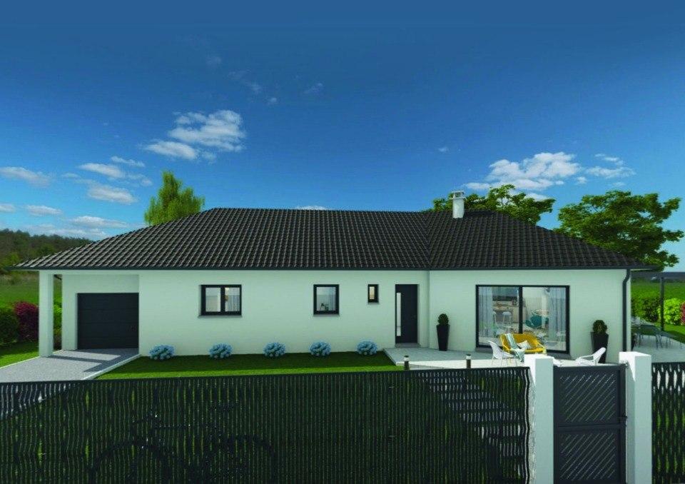 Maisons + Terrains du constructeur EXTRACO • 132 m² • YVETOT