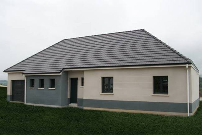 Maisons + Terrains du constructeur EXTRACO • 110 m² • YVETOT