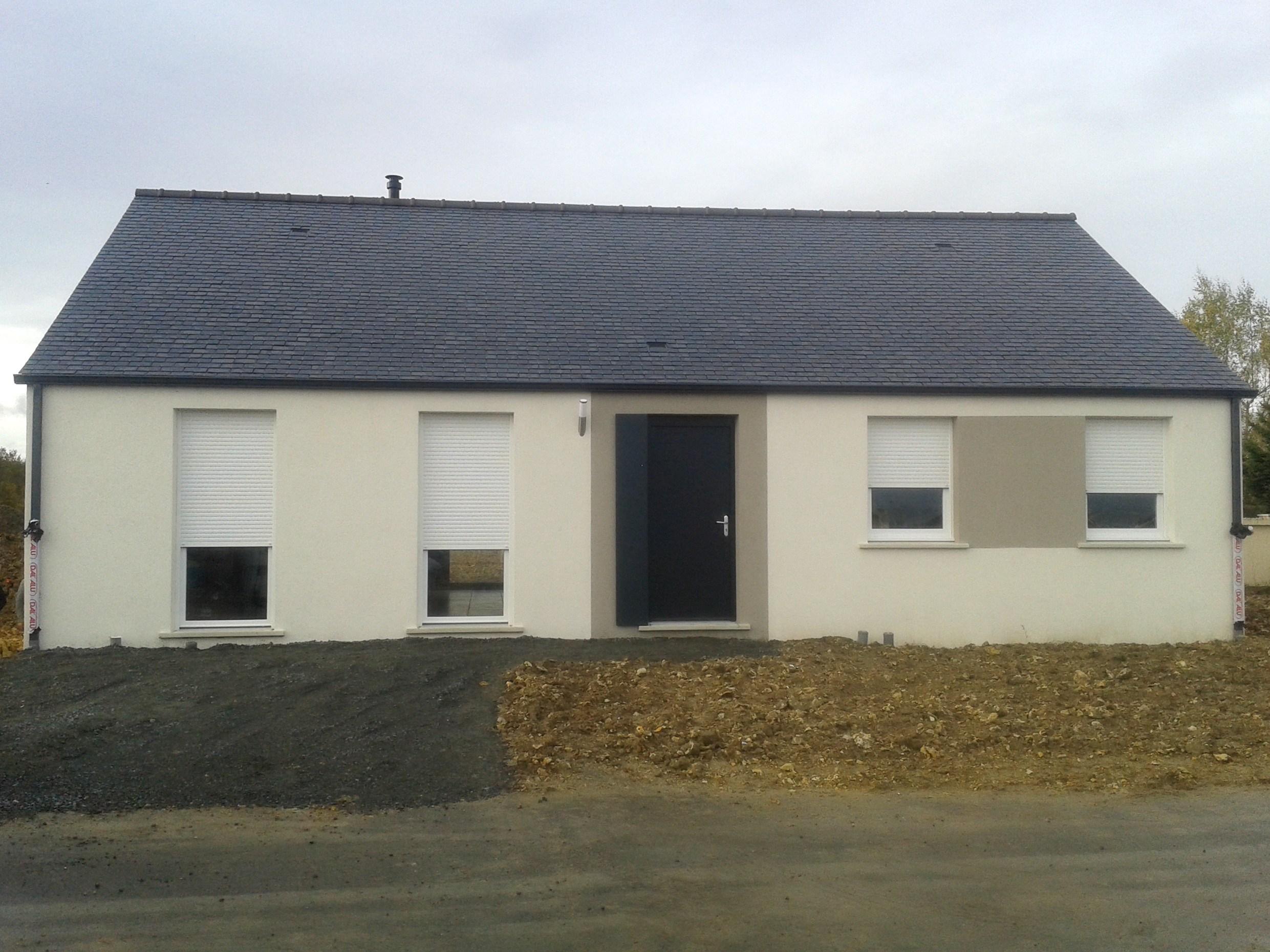 Maisons + Terrains du constructeur MAISONS PHENIX • 84 m² • COUVILLE