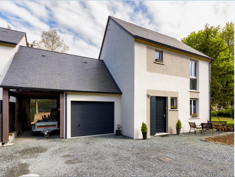 Maisons + Terrains du constructeur Maisons Phénix Cherbourg • 99 m² • COUVILLE