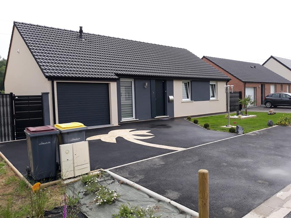 Maisons + Terrains du constructeur Maisons Phénix Cherbourg • 88 m² • FIERVILLE LES MINES