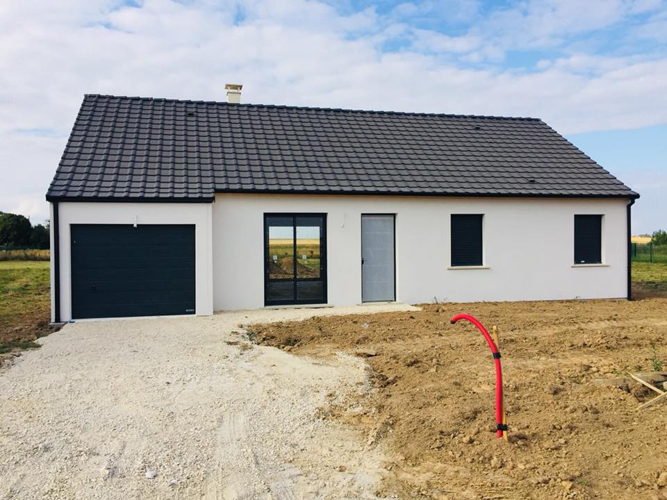 Maisons + Terrains du constructeur Maisons Phénix Cherbourg • 88 m² • LA HAYE D'ECTOT