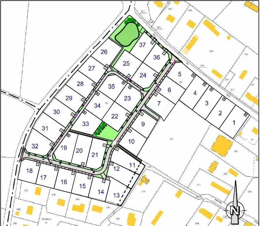 Terrains du constructeur MAISONS EXTRACO • 821 m² • CRITOT