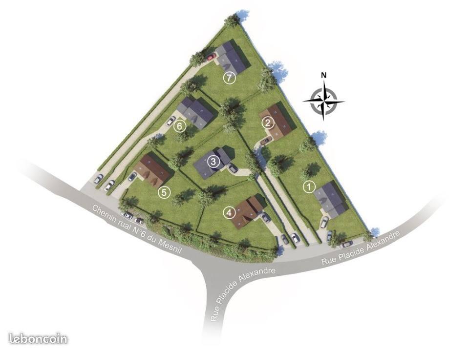 Terrains du constructeur MAISONS EXTRACO • 1000 m² • MONT CAUVAIRE