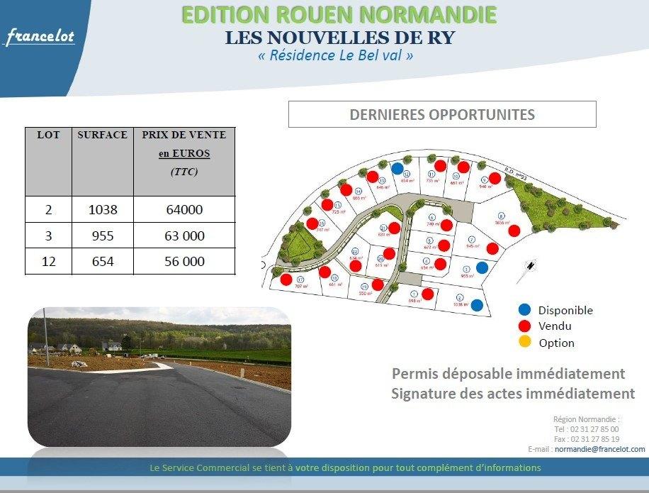 Terrains du constructeur MAISONS EXTRACO • 654 m² • RY